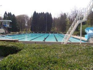 Swalmen Bosstraat Zwembad